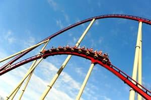 roller coaster new
