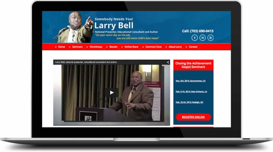 web-design-portfolio-larry-bell